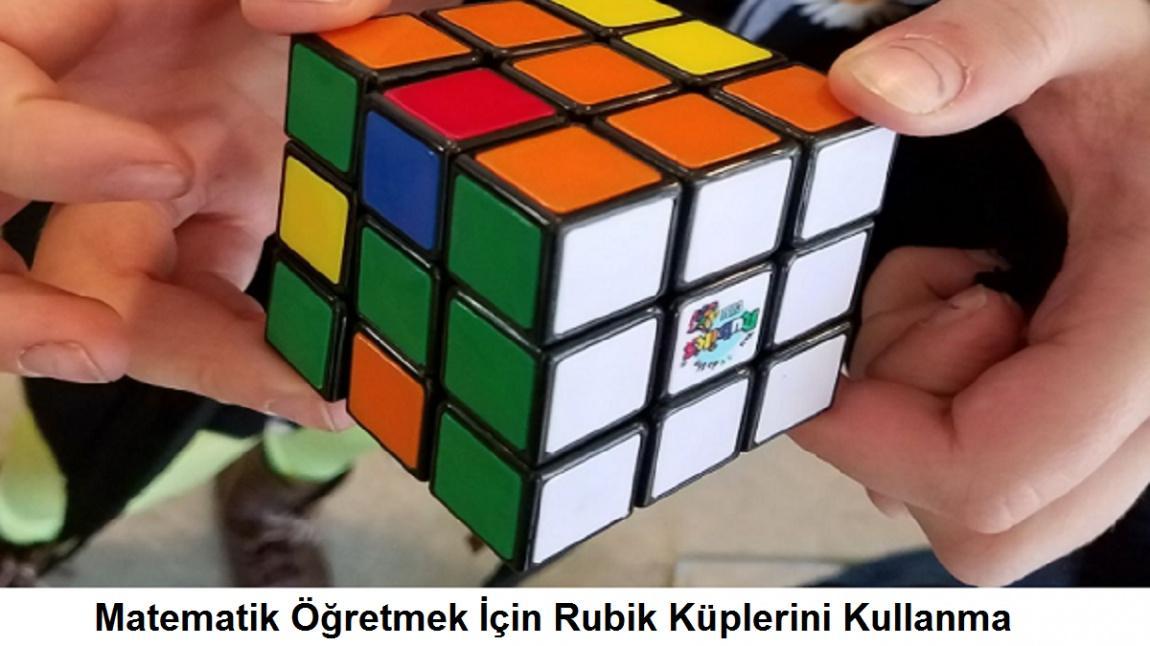 Matematik Öğretmek İçin Rubik Küplerini Kullanma